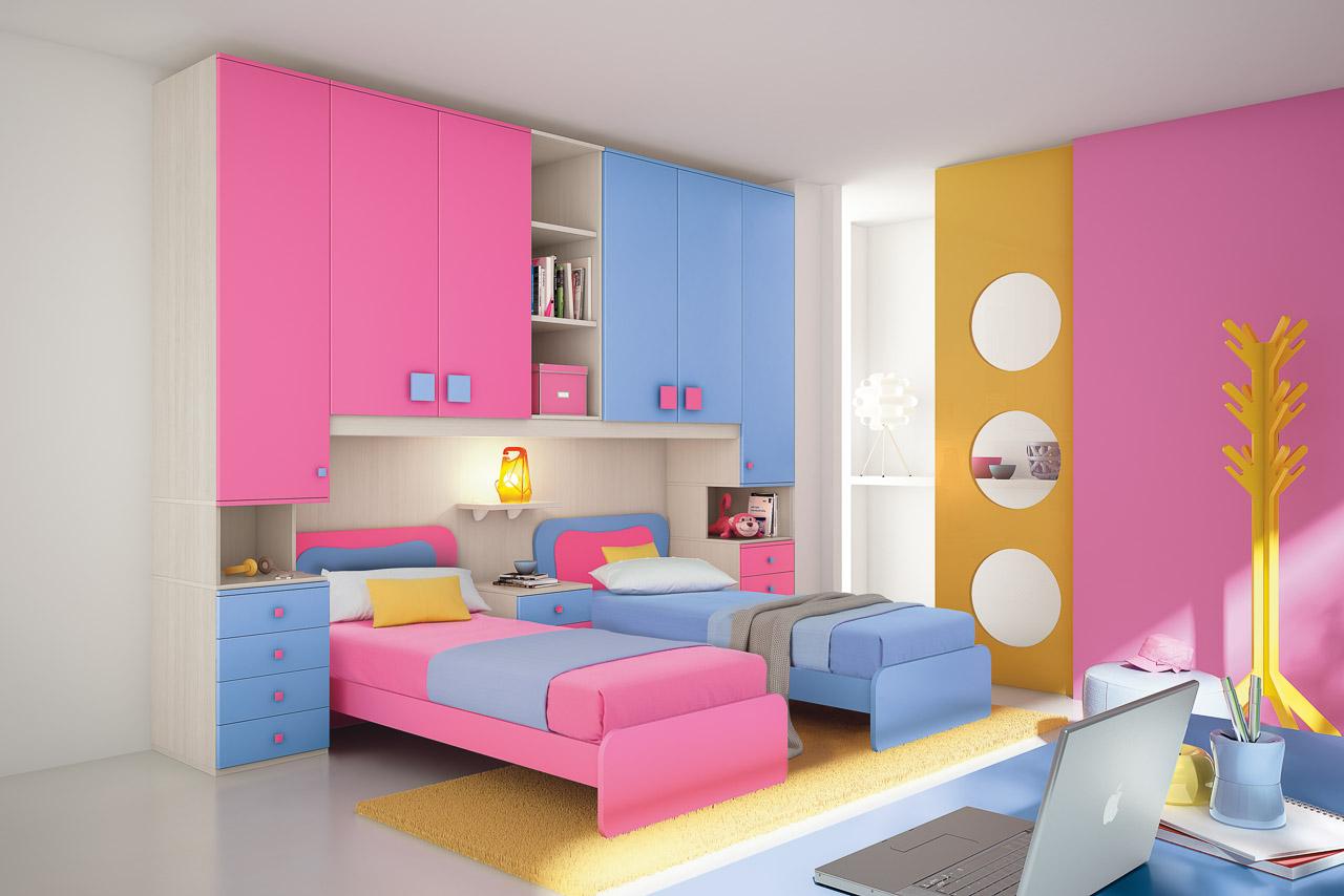 Sanmartino pasquini arredamenti - Camere da letto per teenager ...